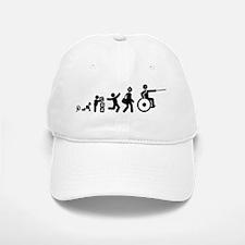 Wheelchair Fencing Baseball Baseball Cap