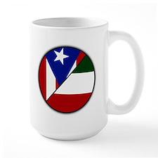 Italian / Puerto Rican Mug