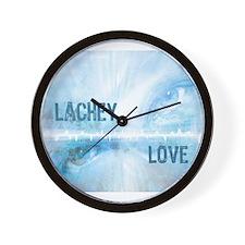 Team Lachey Wall Clock
