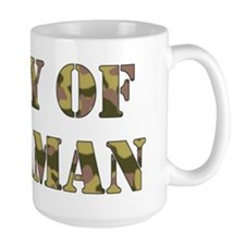 Army of Helaman (camo) Mug