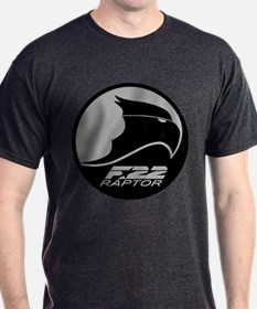 F-22 Raptor T-Shirt (Dark)