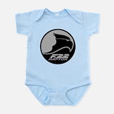 F-22 Raptor Infant Bodysuit