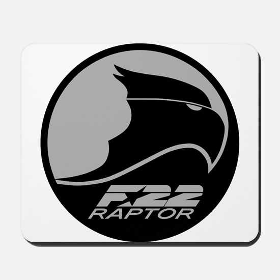 F-22 Raptor Mousepad