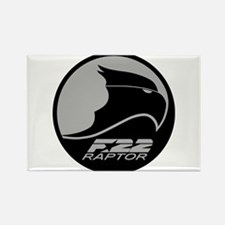 F-22 Raptor Rectangle Magnet
