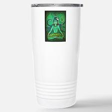 green shiva Stainless Steel Travel Mug