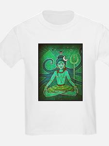 green shiva T-Shirt