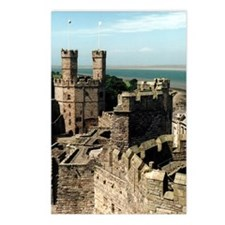 Castle Postcards (Package of 8)