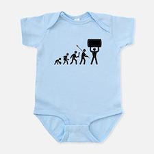Strong Man Infant Bodysuit