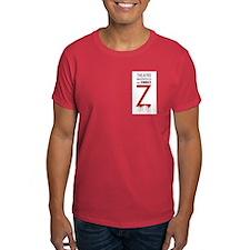 Masterpieces Logo Dark T-Shirt