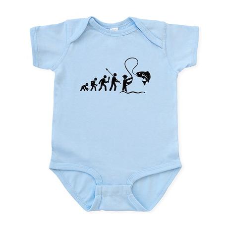 Sport Fishing Infant Bodysuit