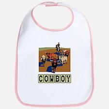 COWBOY Bib