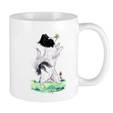 Papillon butterfly fun Mug