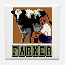 FARMER Tile Coaster