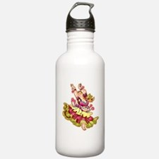 Big-n-Beautiful Tribal Bellydancer! Fair Water Bottle