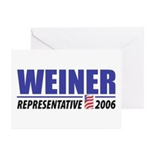 Weiner 2006 Greeting Cards (Pk of 10)