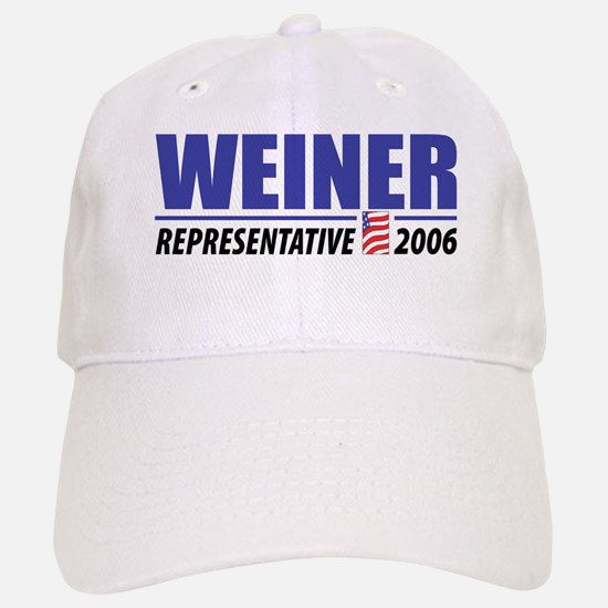 Weiner 2006 Baseball Baseball Cap
