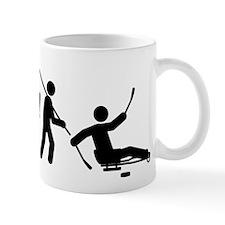 Sled Hockey Mug