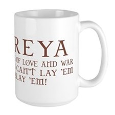 Freya Love and War Mug