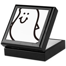 Ghost Keepsake Box