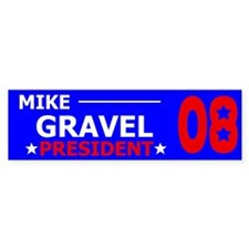 (1st to declare/now Libertarian) Elect Mike Gravel