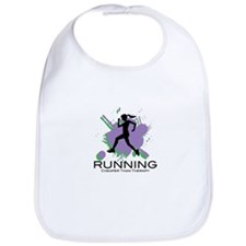 Running Cheaper than Therapy Bib