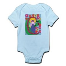 Princess & the Dragon Infant Bodysuit