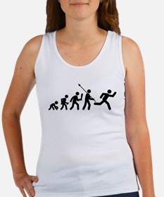 Running Women's Tank Top