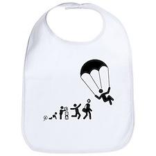 Parachuting Bib