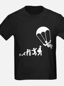 Parachuting T
