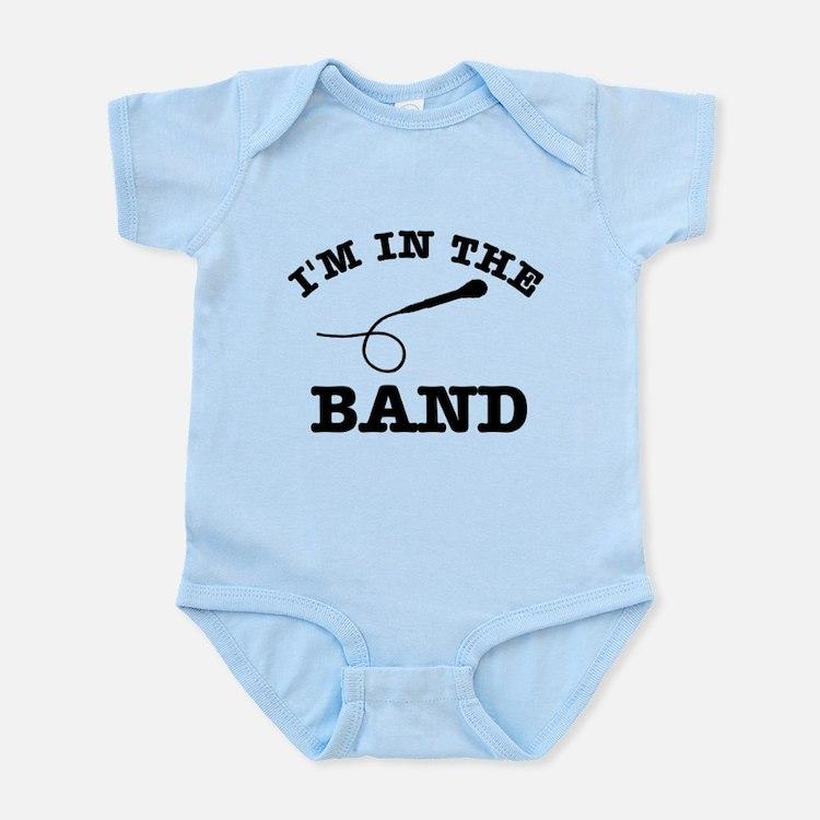 Lead Vocalist Gift Items Infant Bodysuit