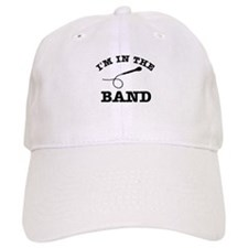 Lead Vocalist Gift Items Baseball Cap