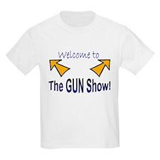 """""""Gun Show"""" T-Shirt"""