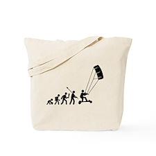 Landboarding Tote Bag