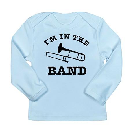 Trombone Gift Items Long Sleeve Infant T-Shirt