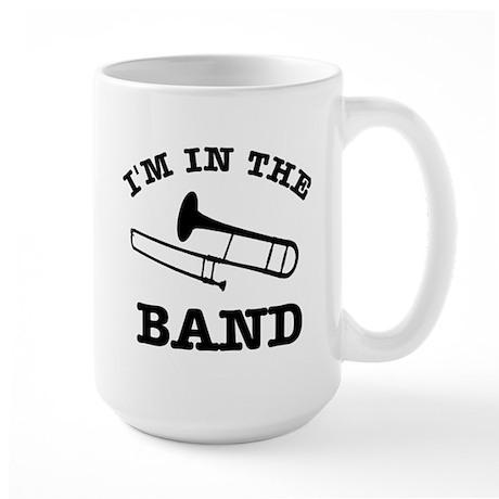 Trombone Gift Items Large Mug