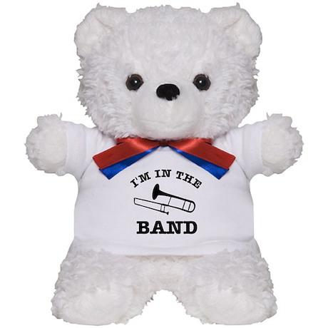 Trombone Gift Items Teddy Bear