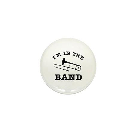 Trombone Gift Items Mini Button (100 pack)