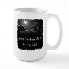 in the dark Mug