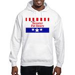 Re-elect Geary - Hooded Sweatshirt