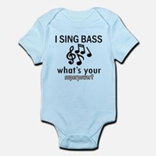 Cool Bass Designs Infant Bodysuit