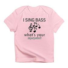 Cool Bass Designs Infant T-Shirt