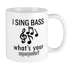 Cool Bass Designs Mug