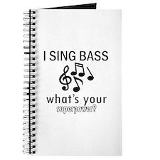 Cool Bass Designs Journal