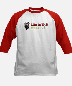 Life is Ruff Lab Tee
