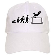 Gymnastic Parallel Bar Baseball Cap