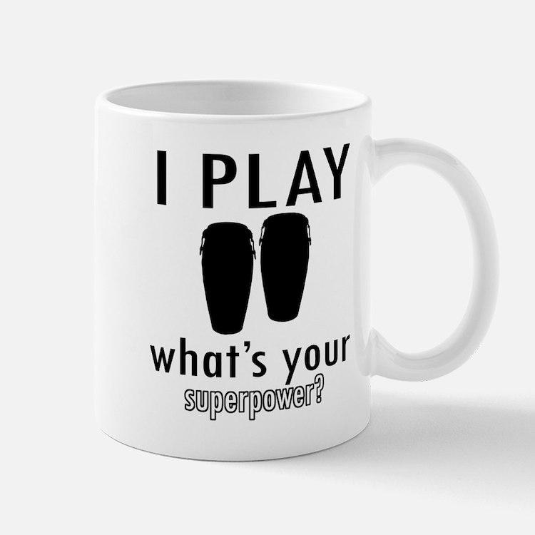 Cool Conga Designs Mug