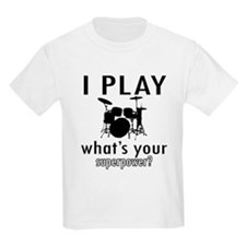 Cool Drums Designs T-Shirt