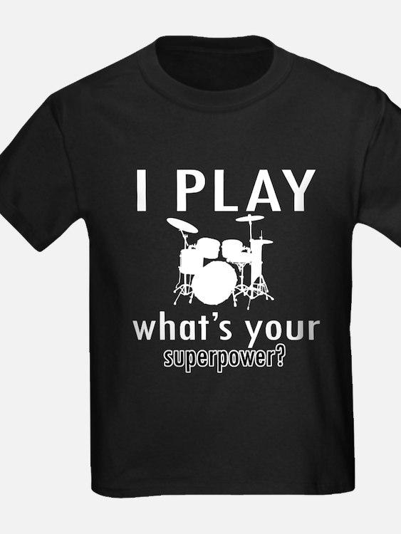 Cool Drums Designs T