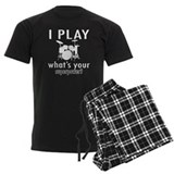 Drummer Men's Dark Pajamas