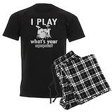 Drummer Men's Pajamas Dark